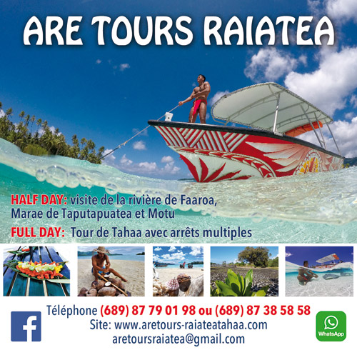 Are Tours Raiatea