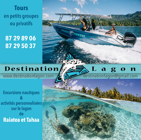 Destination Lagon
