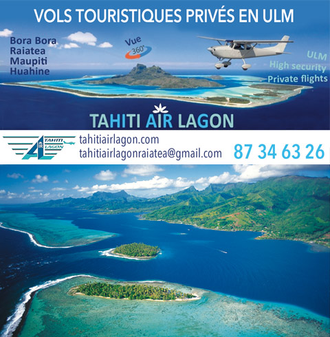 Tahiti Air Lagon